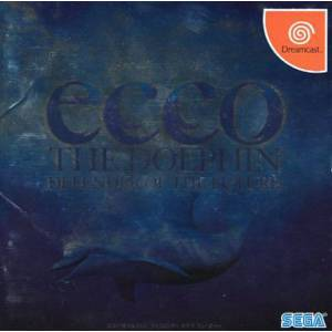 Ecco The Dolphin - Defender of the Future [DC - Used Good Condition]