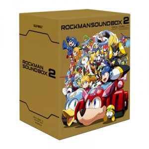 Rockman Sound Box 2 [OST]