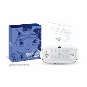 PlayStation Vita × Phantasy Star Nova Limited Edition White [new]