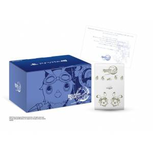 PlayStation Vita TV × Phantasy Star Nova Limited Edition (VTE-1000AB01/PN) [new]