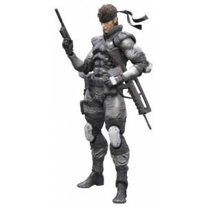 Metal Gear Solid - Solid Snake [Play Arts Kai]