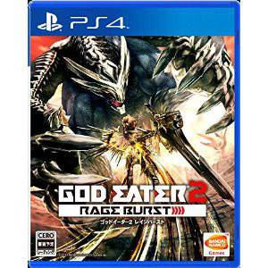 God Eater 2 Rage burst - standard edition [PS4]