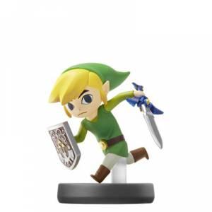 Amiibo Toon Link - Super Smash Bros. series Ver. [Wii U]