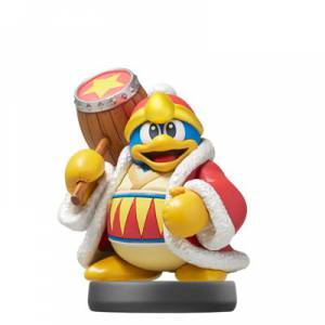 Amiibo Dedede - Super Smash Bros. series Ver. [Wii U]