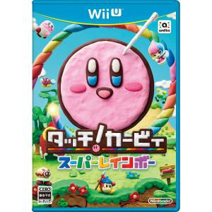 Touch! Kirby Super Rainbow [Wii U]