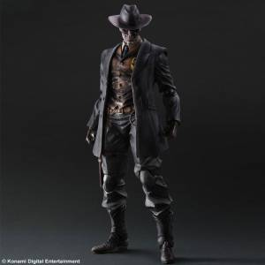 FREE SHIPPING - Metal Gear Solid V: The Phantom Pain - Skull Face [Play arts Kai]