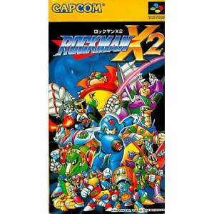 Rockman X2 / MegaMan X2 [SFC - Occasion BE]