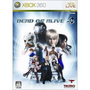 Dead or Alive 4 [X360 - used]