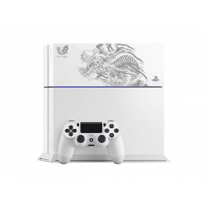 PlayStation 4 Glacier White - Ryu Ga Gotoku / Yakuza 0 Kazuma Kiryu Limited EDITION [PS4 - brand new]
