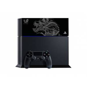 PlayStation 4 Jet Black - Ryu Ga Gotoku / Yakuza 0 Kazuma Kiryu Limited EDITION [PS4 - brand new]