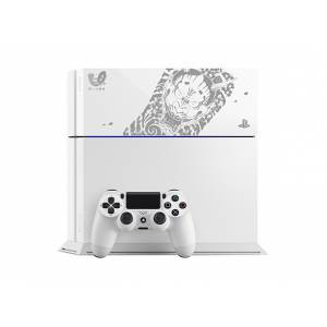 PlayStation 4 Glacier White - Ryu Ga Gotoku / Yakuza 0 Mashima Goro Limited EDITION [PS4 - brand new]