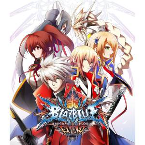 Blazblue Chronophantasma Extend - Famitsu DX Pack [PS3]
