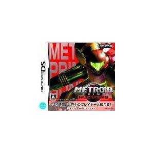 Metroid Prime Hunters [NDS - Used Good Condition]