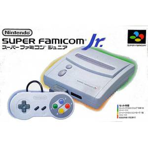 Super Famicom JR - Complete in box [SFC - Used]
