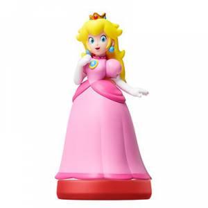 Amiibo Peach - Super Mario series Ver. [Wii U]