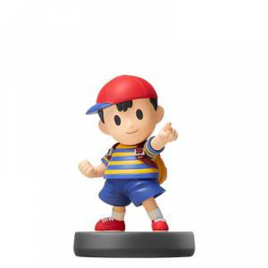 FREE SHIPPING - Amiibo Ness - Super Smash Bros. series Ver. [Wii U]