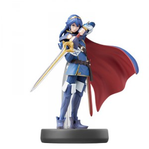 Amiibo Lucina - Super Smash Bros. series Ver. [Wii U]