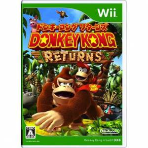Donkey Kong Returns [Wii]