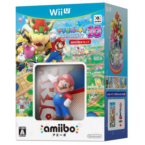 Mario Party 10 - Amiibo Set [Wii U]