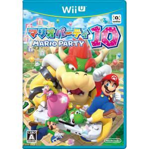Mario Party 10 [Wii U]