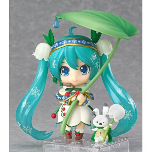 Character Vocal Series - Hatsune Miku (Snow Bell Ver.) [Nendoroid 493]