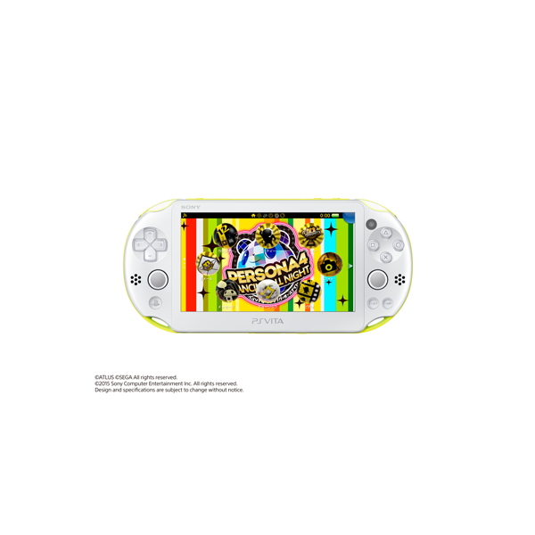 acheter playstation vita persona 4 dancing all night premium crazy box new. Black Bedroom Furniture Sets. Home Design Ideas