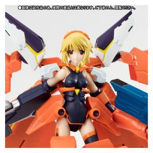 Rafale Revive Custom II (Guardian Curtain) x Charlotte Dunois - Edition Limitée[Armor Girls Project ]