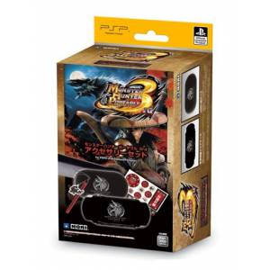 Monster Hunter Portable 3rd - Accessory Set [Hori]