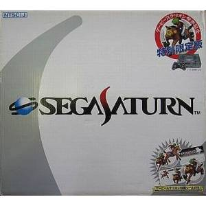 Sega Saturn Skeleton Derby Stallion [Occasion BE - avec boîte]