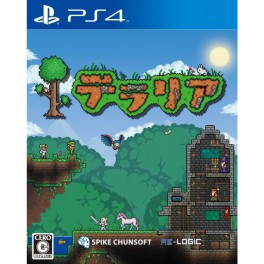 Terraria - standard edition [PS4]