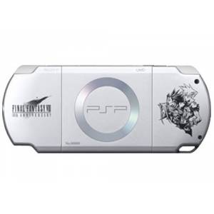 PSP Slim & Lite - Crisis Core FF VII (PSP-2000 ZS) [used]