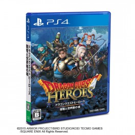 Dragon Quest Heroes - standard edition [PS4]