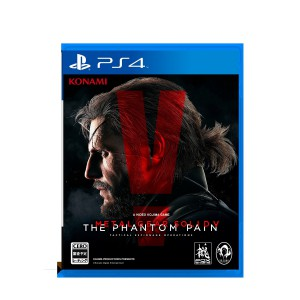 Metal Gear Solid V: The Phantom Pain - Standard Edition [PS4]