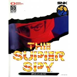 The Super Spy [NG AES - Used Good Condition]