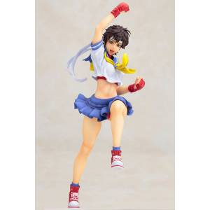 Street Fighter Series - Sakura 1/7 [Kotobukiya]
