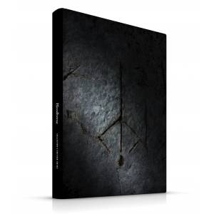 Bloodborne Official Guide Book - Collectors Edition [GuideBook / Artbook]