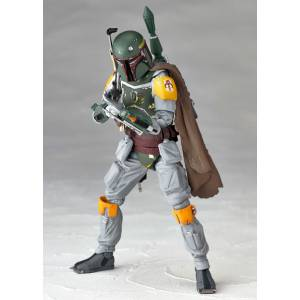 Star Wars - Boba Fett Star Wars Episode 5: The Empire Strikes Back ver.  [STAR WARS: REVO 005]