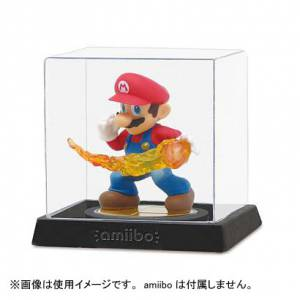 Amiibo Collection Clear Case [Hori]