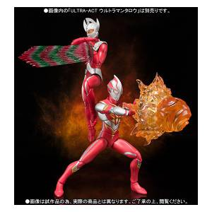 Ultraman Mebius - Mebius Burning Brave (Limited Edition) [Ultra-Act]