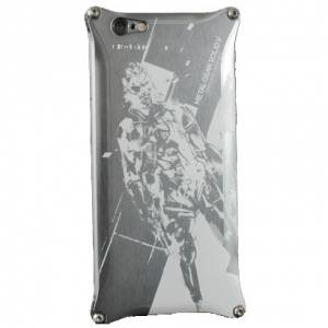 GILD design × METAL GEAR SOLID V iPhone 6 Case & Protection Sheet - Snake Ver. [Goods]