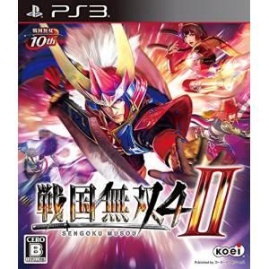 Sengoku Musou 4 II [PS3 - Used Good Condition]