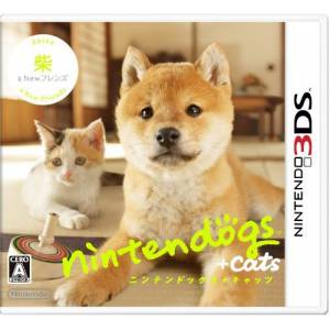 jeux ds nintendogs cats