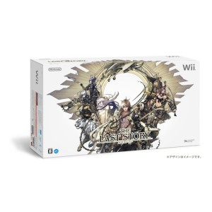 .Wii Console - The Last Story Special Pack [new]