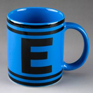"Rockman - ""E"" Mug  [e-Capcom Limited Edition]"