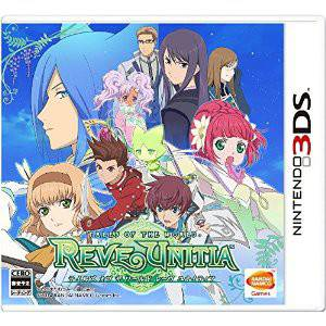 Tales of the World - Reve Unitia [3DS - Used Good Condition]