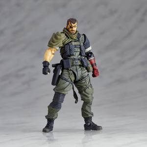 METAL GEAR SOLID V THE PHANTOM PAIN - Venom Snake Olive Drab Field Operation Uniform Ver. [Micro Yamaguchi/Revol Mini]