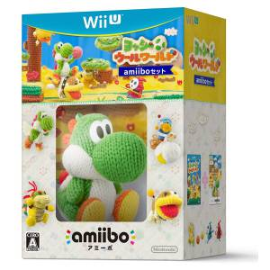 Yoshi's Woolly World - Amiibo Set [Wii U]