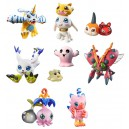 Digimon Adventure - DigiColle! DATA 2 8 pieces BOX [MegaHouse]