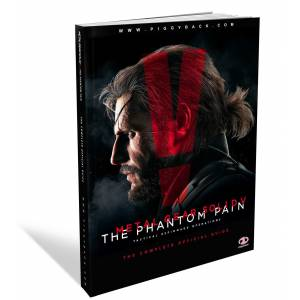 Metal Gear Solid V: The Phantom Pain: The Complete Official Guide [GuideBook / Artbook]