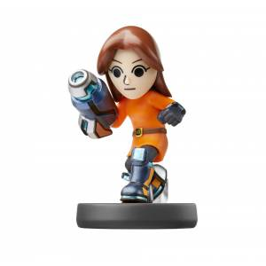 Amiibo Mii GUNNER - Super Smash Bros. Series  [Wii U/3DS]